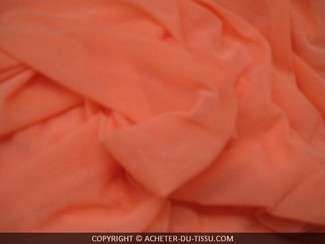 TULLE SOUPLE ORANGE